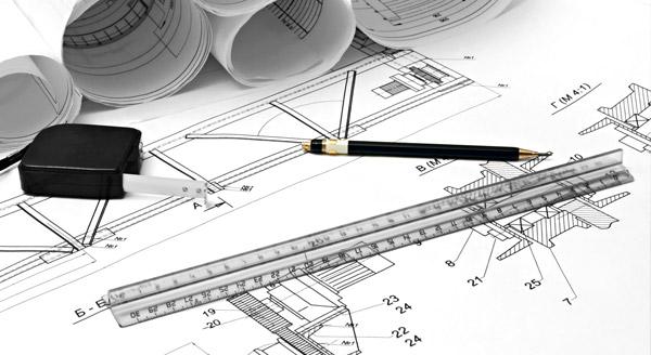 Progettazione edilizia industriale